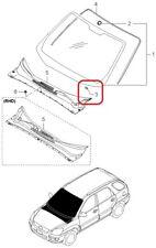 (1) STOPPER - Windshield Glass GENUINE KIA 861142F000