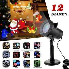 Christmas Large Outdoor Decorations LED Lights Indoor Landscape Garden Projector