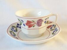 Adams Old Colonial Cup and Saucer