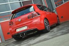 FMS 3 Zoll 76mm Duplex-Anlage R-Look VW Golf VI Lim Front (1K,08-) 2.0TDI 81/103