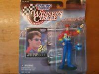 1997 Kenner Starting Lineup Winner's Circle NASCAR Jeff Gordon NIP