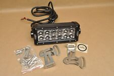"Probox Pro-Lights Cobra 6"" Double Row LED Light Bar 60W 4,800 Lumen & Mount Kit"