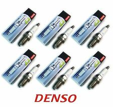 6 X DENSO Platinum Titanium TT Performance Power Spark Plugs PT16TT # 4511