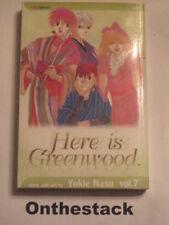 MANGA: Here Is Greenwood Vol. 7 by Yukie Nasu (2005, Paperback)