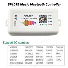 WS2812B WS2811 WS2813 SP107E Music Bluetooth Full Color Controller For LED Strip