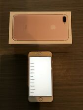 Apple iPhone 7 Plus - 128GB - Rose Gold (Unlocked) Smartphone