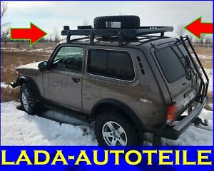 Roof rack for Lada Niva 2121 Collapsible
