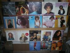 FRENCH 45 T KYLIE MINOGUE WITHNEY HOUSTON  2,50 EUROS PIECES