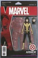 POWERS OF X #6 MARVEL COMICS CHRISTOPHER ACTION FIGURE VARIANT X-MEN
