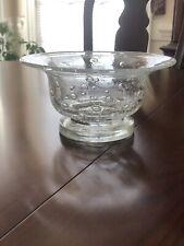 Decorative Bubble Crystal Bowl