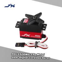 JX PDI-2506MG 25g Metal Gear Digital Coreless  Servo for RC 450 Helicopter Z1E2