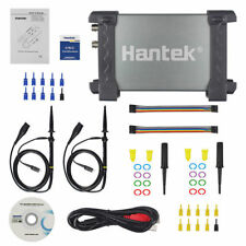 Hantek 6022BL PC Digital Oscilloscope  Based USB + Logic Analyzer 16 CHs 48MSa/s