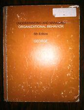 UNDERSTANDING AND MANAGING ORGANIZATIONAL BEHAVIOR # Pearson Prentice Hall 2008