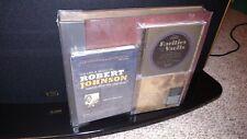 "ROBERT JOHNSON Complete Original Masters NEW 12 10"" 45 RPM vinyl LP/4 CD/DVD"