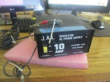 J.A.L Model: Bk-Ps1210 Regulated Dc Power Supply <