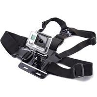 Chest Mount Harness Belt Go Pro HD hero 1 2 3 3+ 4 SJ4000 Xiaomi Yi 4K H9 US