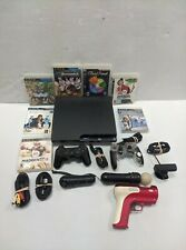 Sony PlayStation 3 Slim Move Bundle 250GB Charcoal Black Console (PS398470)