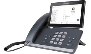 CrestronUC-P100-T Flex VoIP Desk Phone for Microsoft Teams - GREAT CONDITION!!