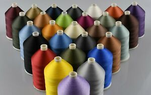 Bonded Nylon Sewing thread UV M60 x 1000m