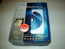 Aiptek PenCam Plus 2.1 Megapixel 3 in 1 PC Kamera Camcorder digitale Kamera
