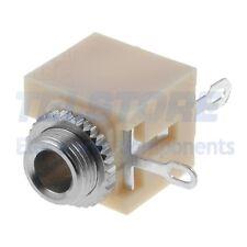 1 Presa JACK 3,5mm STEREO femmina da pannello da saldare a conduttore CN092