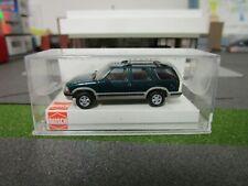 Ho 1/87 Busch Chevrolet Blazer #46401 Green Metallic Eddie Bower