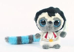 "YOOHOO and friends 1950s ROCK STAR 5"" wannabe plush soft toy elvis presley - NEW"