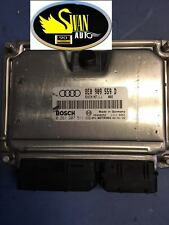 2002-2003 Audi A4 or A6 ecm ecu computer 8E0 909 599 D