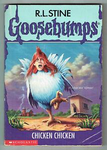 GOOSEBUMPS, CHICKEN CHICKEN #53, 1st edition USA, VGC.