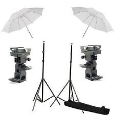 New flash mount umbrella stand for Nikon Canon Speedlite flash hotshoe mount