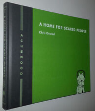 ACHEWOOD VOLUME 3: A HOME FOR SCARED PEOPE  (Dark Horse 2010 HC ~ Chris Onstad)