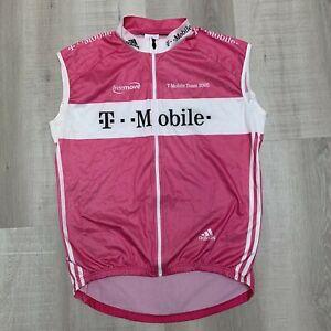Original 2005 T-Mobile team Adidas Wind Vest Size M but fits like Large