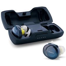 Bose SoundSport Free Wireless In-Ear Headphones Earphones (Blue Citron) Genuine