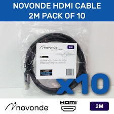 Novonde 2m HDMI cable - 10pack
