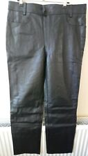 Real Leather Leggings/ Trousers BNWT