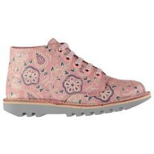 Kickers Hi Leather Junior Girls Boots UK 2 EUR 34 REF 5298