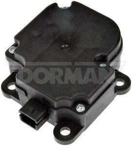 Dorman 604-319 Air Door Actuator - Air Inlet For 12-19 Chevrolet Sonic Trax