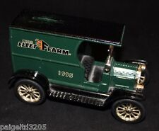 The ERTL Co. Replica Ford 1912 Mills Fleet Farm 1995 DieCast Coin Bank 4th Ed