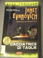 CACCIATRICE DI TAGLIE Janet Evanovich Super Pocket Best thriller 47 2003 romanzo