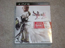 FINAL FANTASY XIII-2 + NOVELLA IN PACK ...PS3...***SEALED***BRAND NEW***!!!!!