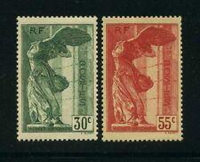 "FRANCE N° 354/55 ""SAMOTHRACE"" NEUFS xx TTB, VALEUR:630€"