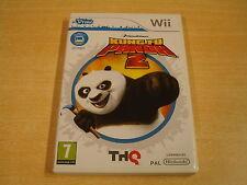 NINTENDO Wii GAME - UDRAW KUNG FU PANDA 2