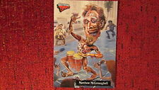 Hollywood Zombies Topps 75th Anniversary Gold Stamp Buy Back Card