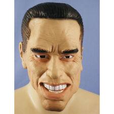 Arnold Schwarzenegger Masque Terminator Gouverneur Adulte Complet Déguisement
