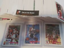1992-93 NBA Hoops Basketball Cards 251-350 You Pick UPick From List Lot