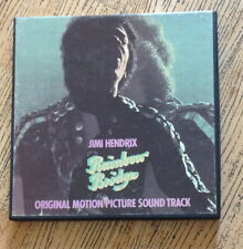 "Jimi Hendrix ""Rainbow Bridge"" 4 track stereo 3 3/4 ips real to reel tape"