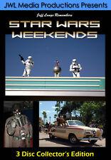 Star Wars Weekends 2006 Walt Disney World 3 DVD Set