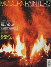 "BEN OKRI ON BASQUIAT - BILL VIOLA - LAS VEGAS STYLE - ""MODERN PAINTERS"" (2005)"