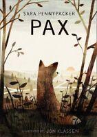 Pax,Sara Pennypacker, Jon Klassen- 9780008158286