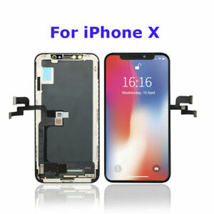 QUALITY LCD For iPhone X XR XS Max 11 Pro Screen Replacement 3D Touch Digitizer